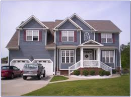 inspirational exterior paint color ideas for stucco homes