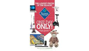 best deals at the sam s club november 12 sales event