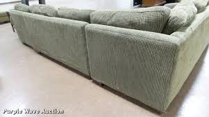 Bauhaus Sectional Sofa by Bauhaus Sectional Item Bu9233 Sold February 21 Seized A