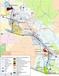 Phoenix Freeway Map by Institute Hopes Proposed I 11 Could Be Highway Of The Future