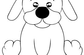 tag for how to draw a puppies step by step cute easy drawings of