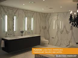 Lighted Mirrors Bathroom by 30 Best Electric Mirror Images On Pinterest Electric Lighted