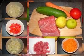 cuisine tahitienne recettes recette du poisson cru à la tahitienne le de didi