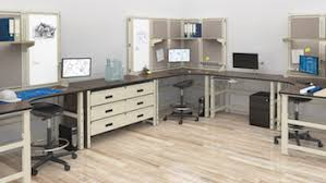 Engineering Office Furniture by Volume Discounts Mayline Techworks Technology Furniture