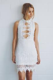 online women s boutique lace dress ivory esther clothing australia and america