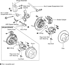repair guides rear axle stub axle and bearing autozone com