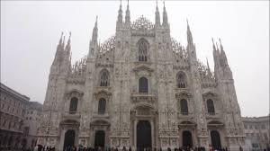 bach music piazza duomo milan youtube