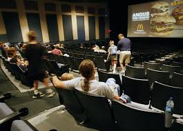 colonial commons movie theater in lower paxton township closed by