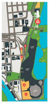 Marcus Amphitheater Map Lakefront Festival Of Art 2016 Milwaukee Times Weekly Newspaper