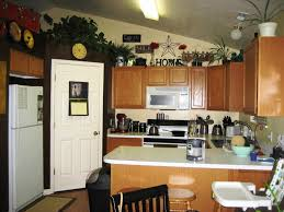 ideas for tops of kitchen cabinets decorating ideas for top of kitchen cabinets caruba info