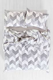 gray chevron duvet cover sweetgalas