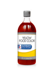 yellow food color products online store mccormick culinary