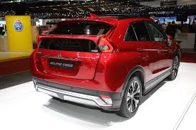 old mitsubishi eclipse mitsubishi eclipse cross compact suv showcased indian cars bikes