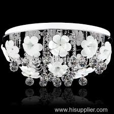 glass flower light contemporary lighting manufacturers