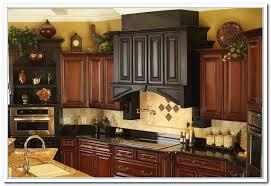 top of kitchen cabinet ideas cabinet top decor kitchen decorating ideas for prepare 19