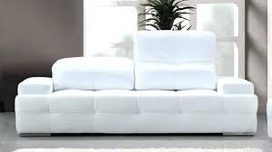 canape cuir moderne canape canape 3 places cuir canapac en blanc et noir hamilton but