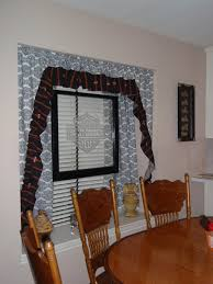 Dining Room Drapery by Custom Harley Davidson Dining Room Curtains Bb Upholstery