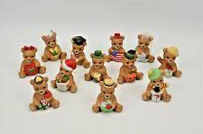 Home Interior Bears Homco Bears 1413 Ebay