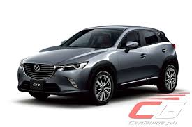 peugeot philippines mazda philippines to debut 2018 cx 3 at jinba ittai academy next