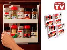As Seen On Tv Spice Rack Organizer Clip N Store Spice Rack Organizers Craft Items And Store