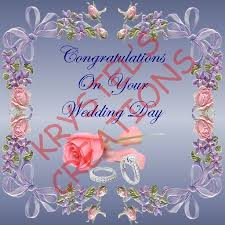 wedding day congratulations second marketplace wd5 congratulations on your wedding day