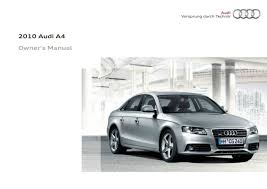 2004 audi a4 manual pdf 2010 audi a4 s4 owner s manual 354 pages pdf