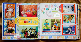 baby scrapbook album 3 baby scrapbooking ideas creating the album
