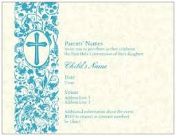 templates for confirmation invitations confirmation invites vistaprint