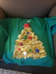 How To Decorate An Ugly Christmas Sweater - how to make an ugly christmas sweater christmas pinterest