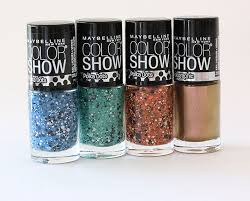 the new maybelline color show nail polish polka dots and