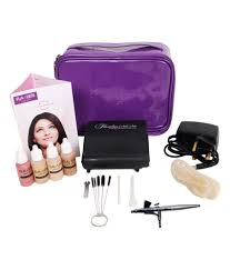 flawless mu air regular airbrush makeup kit buy flawless mu air