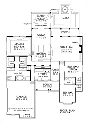 Donald A Gardner Floor Plans House Plan The Bosworth By Donald A Gardner Architects