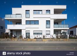Multifamily Home Germany Hesse Frankfurt Riedberg View To Modern Multi Family