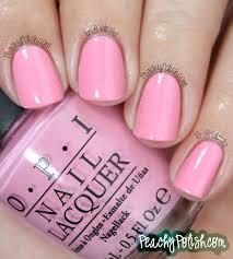 undie sunday peachy polish