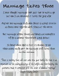 wedding quotes lds lds faith and families february 2015