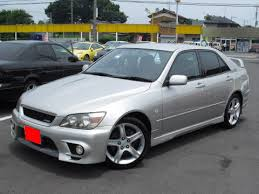 is lexus part of toyota the toyota altezza rs200 is a rear wheel drive road car with its