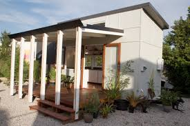 tiny house on wheels designed and built for a subtropical climate