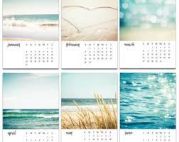 2018 easel desk calendar 2018 desk calendar etsy