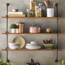 meiners wood wall shelf u0026 reviews allmodern