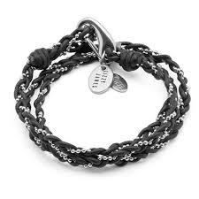 braided leather wrap bracelet images Braided leather wrap bracelets handcrafted in the usa lizzy james jpg