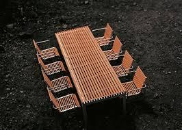 Contemporarymodularoutdoorfurniture  Assemble Modular Outdoor - Designer outdoor table
