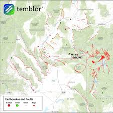 Earthquake Map Oregon by Seismic Activity Increase Seen In Idaho And Greater Yellowstone