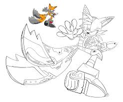 mecha tails needs your colour by trakker on deviantart