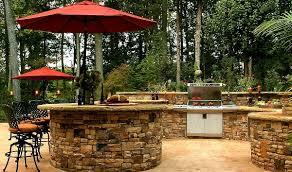 outdoor kitchen design ideas elegant and traditional outdoor kitchen home design garden