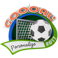 soccer ornaments to personalize soccer personalization ornament keepsake ornaments hallmark