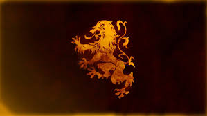 house lannister the regal lion house lannister wallpaper 1 3 by artman2013 on