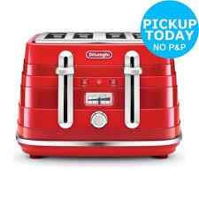 Argos Toasters 2 Slice Dualit Vario 20245 2 Slice Wide Toaster Stainless Steel Silver