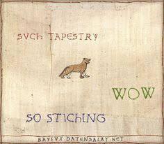 Tapestry Meme - medieval macros bayeux tapestry parodies image gallery