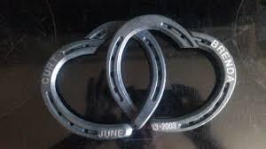 personalized horseshoes we carry custom personalized gifts at affordable prices