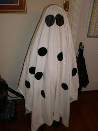 ghost costume brown ghost costume 7 steps with pictures